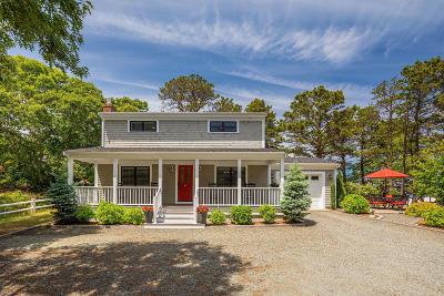 Provincetown Single Family Home For Sale: 32 Ships Way Road