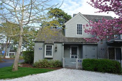 Mashpee Condo/Townhouse For Sale: 47 Brant Rock Road