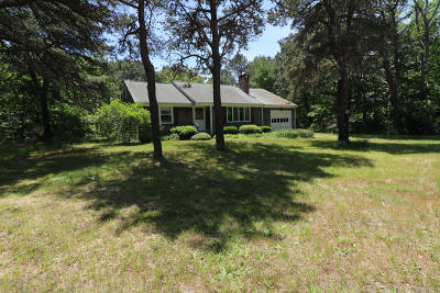 Eastham Single Family Home For Sale: 245 Summit Avenue