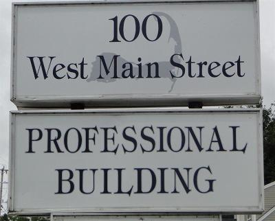 Commercial For Sale: 100 West Main Street #9