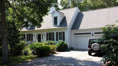 Barnstable Single Family Home For Sale: 25 Wedgewood Drive