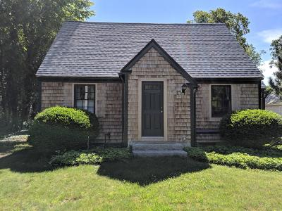Single Family Home For Sale: 23 Old Main Road