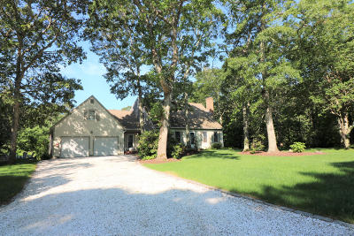 Brewster Single Family Home For Sale: 181 Quasons Path