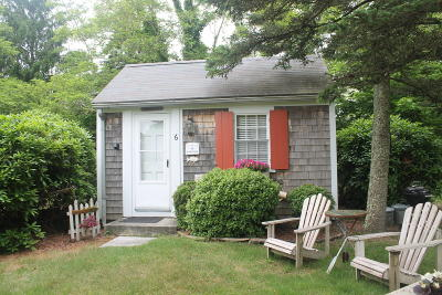 Eastham Condo/Townhouse For Sale: 785 State Highway #6