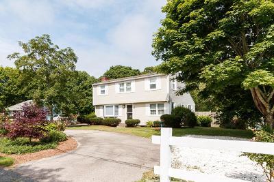 Falmouth Single Family Home For Sale: 218 Davisville Road
