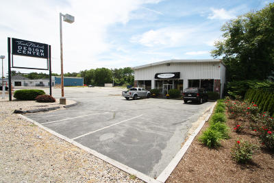 Commercial For Sale: 3127 Cranberry Hwy