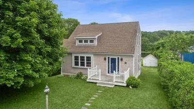 Barnstable Single Family Home For Sale: 433 S Scudder Avenue