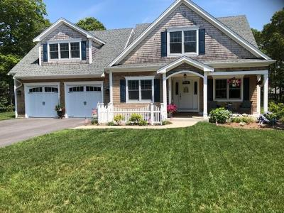 Falmouth Single Family Home For Sale: 264 Central Avenue