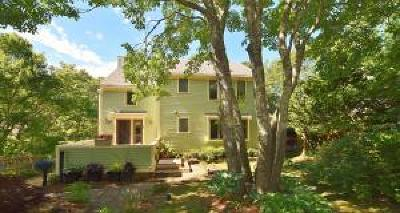 Provincetown Single Family Home For Sale: 8 Somerset Road