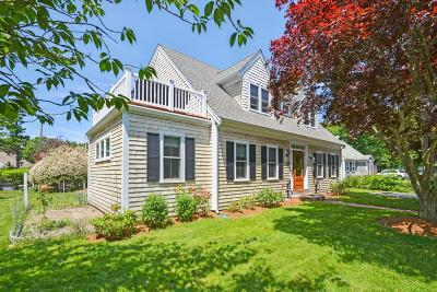 Dennis Single Family Home For Sale: 12 Little Cove Circle
