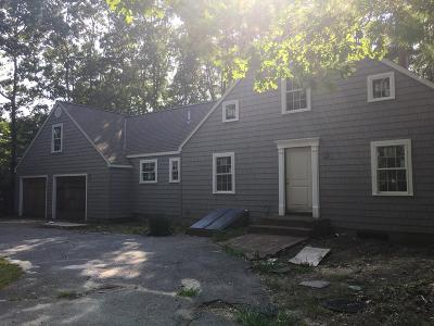 Bourne Single Family Home For Sale: 40 Seabreeze Drive