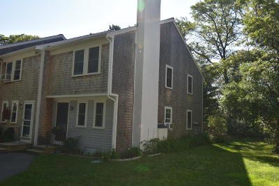 Mashpee Multi Family Home Active W/Contingency: 300 Falmouth Road #11F