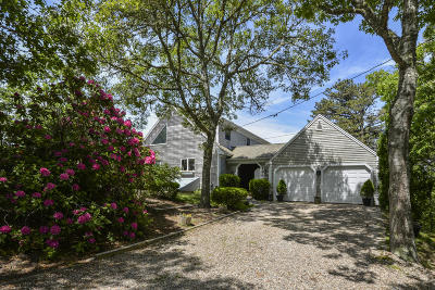 Chatham Single Family Home For Sale: 166 Oak Hill Road