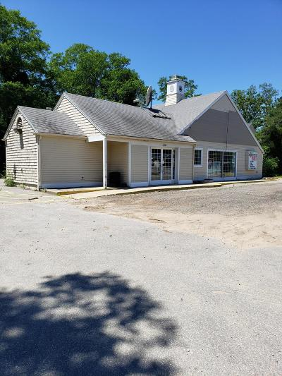 Wellfleet Commercial For Sale: 2619 State Highway Route 6 Highway