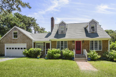 Falmouth Single Family Home For Sale: 43 Woodland Road