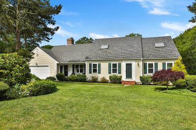 Dennis Single Family Home For Sale: 15 Greenland Circle