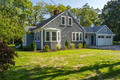 Sandwich Single Family Home For Sale: 364 Route 6a