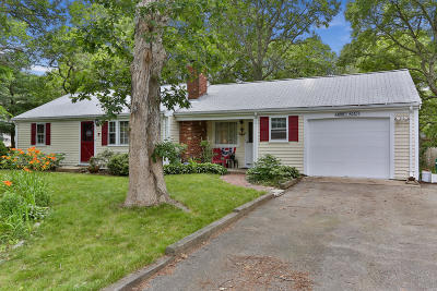 Yarmouth Single Family Home For Sale: 7 Sullivan Road