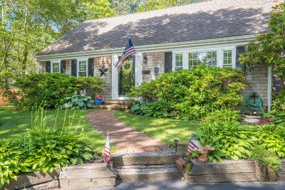 Barnstable Single Family Home For Sale: 650 Old Stage Road