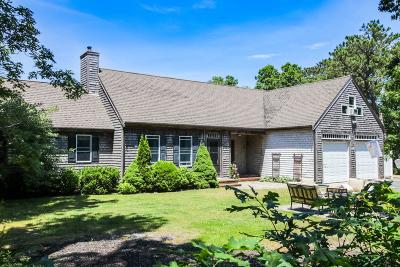 Orleans Single Family Home For Sale: 144 Bakers Pond Road