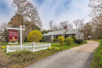 Eastham Single Family Home For Sale: 5470-5490 State Highway