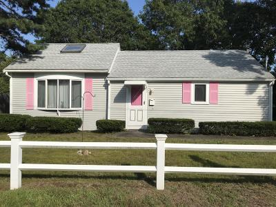 Yarmouth Single Family Home For Sale: 42 Springer Lane