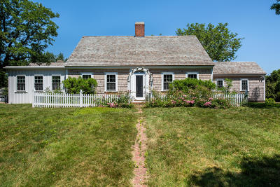 Yarmouth Single Family Home For Sale: 5 Smiths Point Road