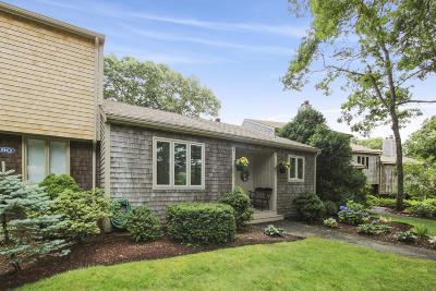 Falmouth MA Condo/Townhouse For Sale: $595,000