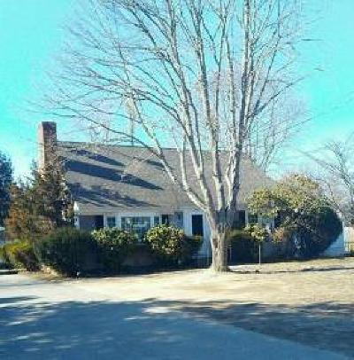 Falmouth Single Family Home For Sale: 588 Route 28