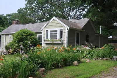 Barnstable Single Family Home For Sale: 41 Pontiac Street