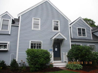 Mashpee Condo/Townhouse For Sale: 122 Shellback Way #S