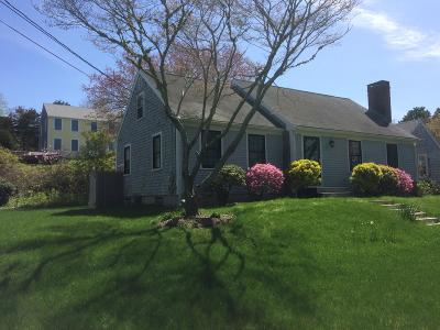 Dennis Single Family Home For Sale: 1703 Main Street