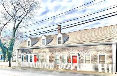Provincetown Condo/Townhouse For Sale: 72 Bradford Street #UD