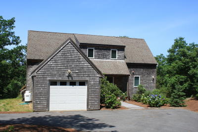Wellfleet Single Family Home For Sale: 1160 Browns Neck Road