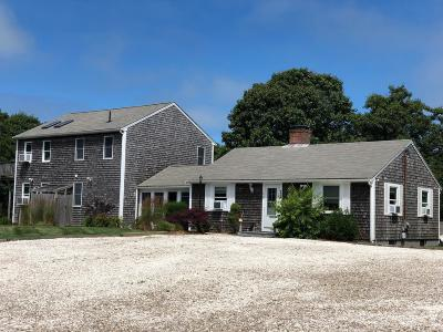 Eastham MA Single Family Home For Sale: $824,000