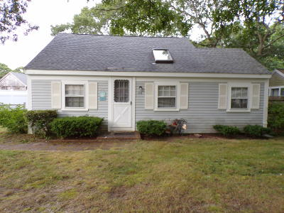 Yarmouth Single Family Home For Sale: 116 Seaview Avenue
