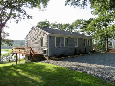 Falmouth Single Family Home For Sale: 67 Green Pond Road