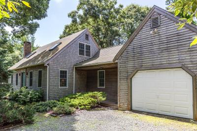 Eastham Single Family Home For Sale: 40 Pheasant Run