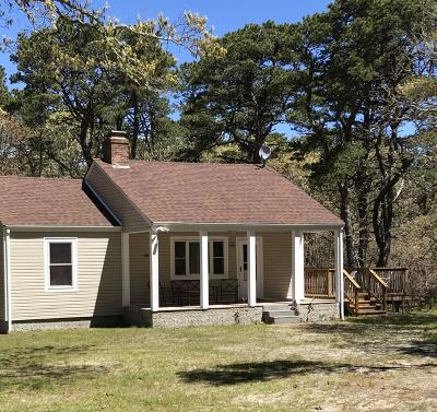 Eastham Single Family Home For Sale: 605 Cable Road