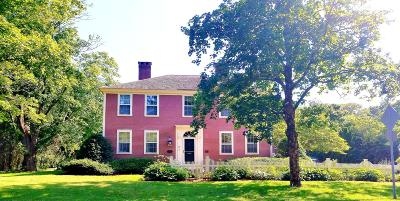 Yarmouth Single Family Home For Sale: 441 Main Street