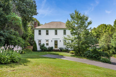 Barnstable Single Family Home For Sale: 163 Percival Drive