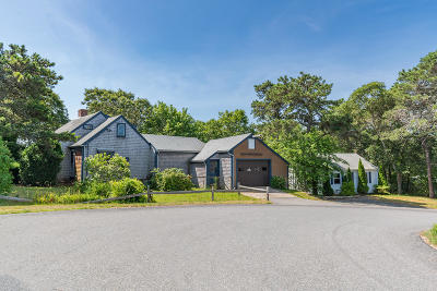 Chatham Single Family Home For Sale: 254 Ridgevale Road