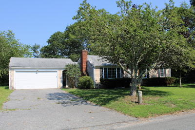 Yarmouth Single Family Home For Sale: 84 Witchwood Road