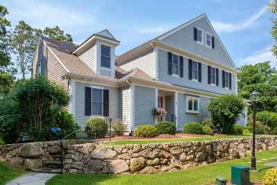 Falmouth Condo/Townhouse For Sale: 850 W W Falmouth Highway #20