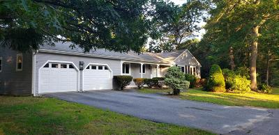 Barnstable Single Family Home For Sale: 38 Hawser Bend