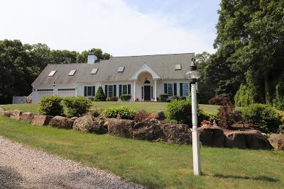 Barnstable Single Family Home For Sale: 11 Hi River Road