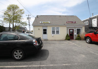 Falmouth Commercial For Sale: 17 Walker Street