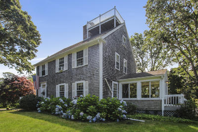 Falmouth Single Family Home For Sale: 50 Barnabas Road