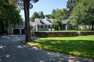 Barnstable Single Family Home For Sale: 149 East Bay Road