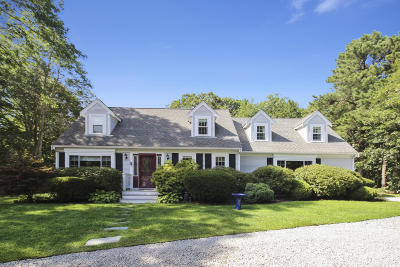 Barnstable Single Family Home For Sale: 42 Stone Bridge Lane